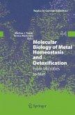 Molecular Biology of Metal Homeostasis and Detoxification (eBook, PDF)