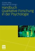 Handbuch Qualitative Forschung in der Psychologie (eBook, PDF)