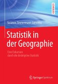 Statistik in der Geographie (eBook, PDF)