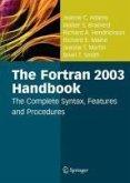 The Fortran 2003 Handbook (eBook, PDF)