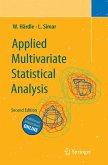 Applied Multivariate Statistical Analysis (eBook, PDF)