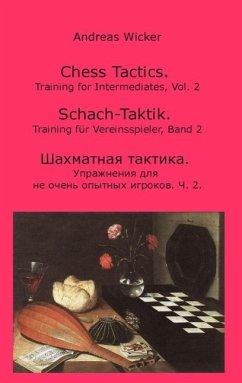 Chess Tactics, Vol. 2 (eBook, ePUB)