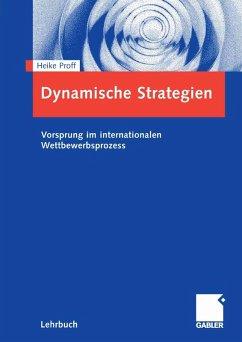 Dynamische Strategien (eBook, PDF) - Proff, Heike