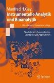 Instrumentelle Analytik und Bioanalytik (eBook, PDF)