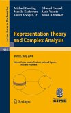 Representation Theory and Complex Analysis (eBook, PDF)