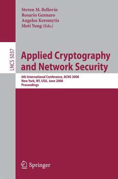 Applied Cryptography and Network Security (eBook, PDF)