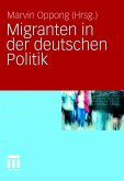 Migranten in der deutschen Politik (eBook, PDF)