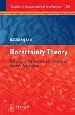 Uncertainty Theory (eBook, PDF)