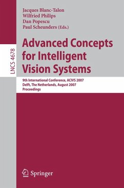Advanced Concepts for Intelligent Vision Systems (eBook, PDF)