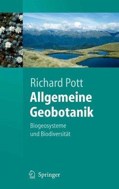 Allgemeine Geobotanik (eBook, PDF) - Pott, Richard