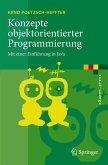 Konzepte objektorientierter Programmierung (eBook, PDF)