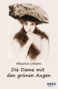 Die Dame mit den grünen Augen - Leblanc, Maurice