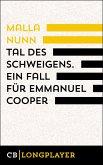 Tal des Schweigens. Ein Fall für Emmanuel Cooper (eBook, ePUB)
