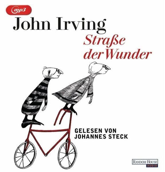 Straße der Wunder, 3 MP3-CDs - Irving, John
