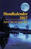 Mondkalender 2017 Taschenkalender