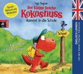 Der kleine Drache Kokosnuss kommt in die Schule, 1 Audio-CD
