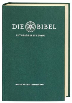 Lutherbibel revidiert 2017 - Die Standardausgabe (grün)