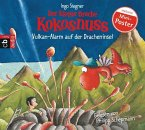 Vulkan-Alarm auf der Dracheninsel / Die Abenteuer des kleinen Drachen Kokosnuss Bd.24 (1 Audio-CD)