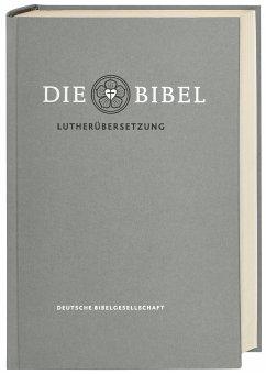 Lutherbibel revidiert 2017 - Die Standardausgabe (grau)