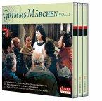 Grimms Märchen Box, 3 Audio-CDs