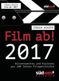 Film ab! 2017 Abreißkalender