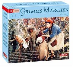 Grimms Märchen Box 3, 3 Audio-CDs - Grimm, Jacob;Grimm, Wilhelm
