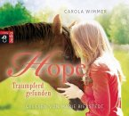Traumpferd gefunden / Hope Bd.2 (3 Audio-CDs)