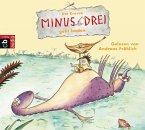 Minus Drei geht baden / Minus Drei Bd.5 (1 Audio-CD)
