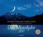Das Mondjahr, Wandkalender 2017