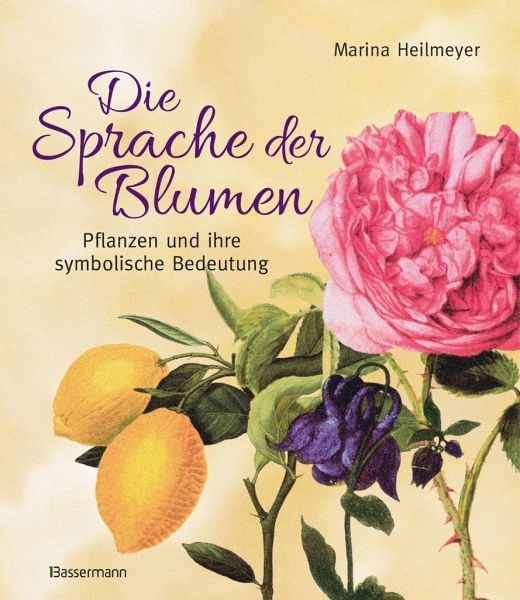 die sprache der blumen von marina heilmeyer buch. Black Bedroom Furniture Sets. Home Design Ideas