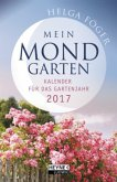 Mein Mondgarten 2017 Taschenkalender