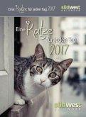 Eine Katze für jeden Tag 2017 Abreißkalender