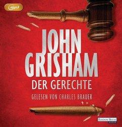 Der Gerechte, 2 MP3-CD - Grisham, John