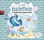 Die blubberbunte Weltmeisterschaft / Kuschelflosse Bd.2 (2 Audio-CDs)