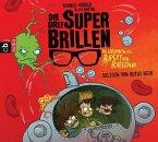 Im Labyrinth des Rupert von Raffzahn / Die drei Superbrillen Bd.2 (2 Audio-CDs)
