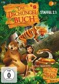 Das Dschungelbuch Staffel 2 - Vol.1 (Folge 53-70) + Bonus: Dschungelbuch-Safari (Folge 1-8)