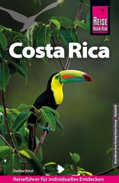 Reise Know-How Reiseführer Costa Rica (eBook, PDF) - Kirst, Detlev