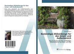 Beständiges Möbeldesign für den Innen- und Außenbereich - Thiemann, Ronja