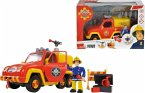 Simba 109257656 - Feuerwehrmann Sam Feuerwehrauto Venus