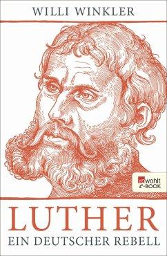 Luther (eBook, ePUB) - Winkler, Willi