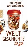 Weltgeschichte to go (eBook, ePUB)