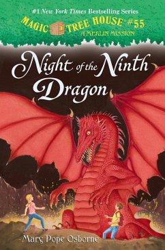 Night of the Ninth Dragon - Osborne, Mary Pope