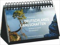 Tischaufsteller - Deutschlands Landschaften