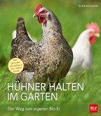 Hühner halten im Garten