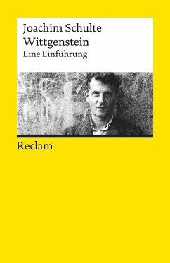Wittgenstein - Schulte, Joachim