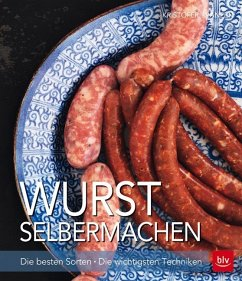 Wurst selbermachen - Franzén, Kristofer
