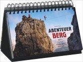 Tischaufsteller - Abenteuer Berg