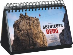 Tischaufsteller - Abenteuer Berg - Kubin, Andreas