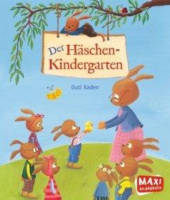 Der Häschen-Kindergarten - Kaden, Outi