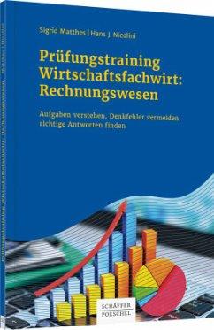 Prüfungstraining Wirtschaftsfachwirt: Rechnungs...